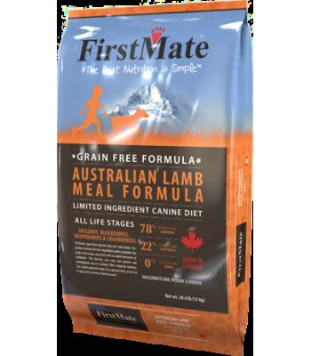 FirstMate - Australian Lamb - Austrálske jahňa so zemiakom