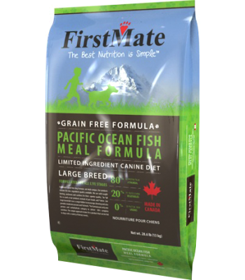 FirstMate - Pacific Fish - Large Breed - LB - Ryby z Pacifiku