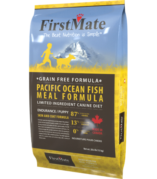 FirstMate - Pacific Fish - Puppy - Ryby z Pacifiku