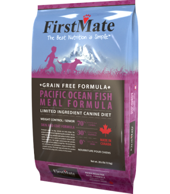 FirstMate - Pacific Fish - Senior - Weight Control - Ryby z Pacifiku 2,3kg